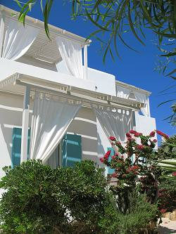 Koufonissia Studios Anna Villas in Small Cyclades Greece